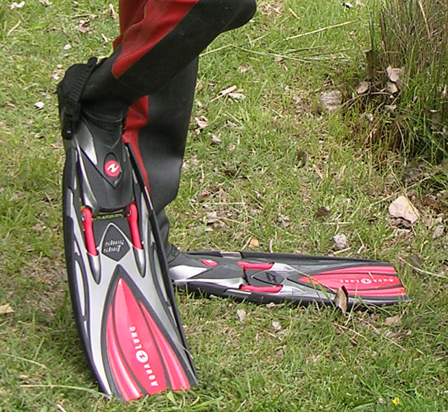 Opinions about aqualung slingshot fins
