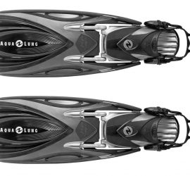 review about aqualung slingshot fins