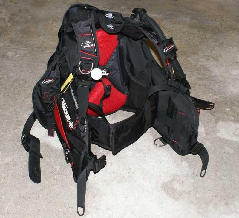 Scuba Buoyancy Control Device