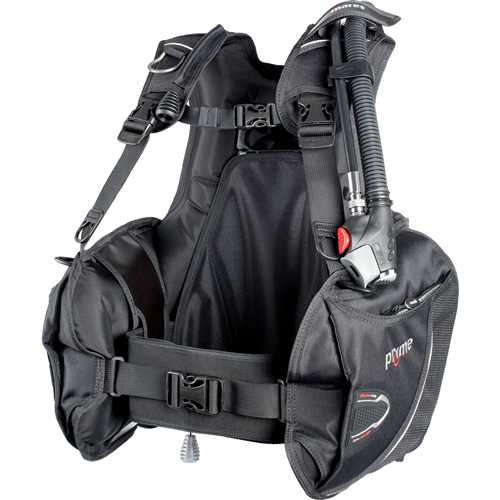 Mares Prime MRS buoyancy control device image