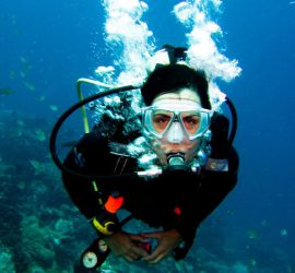 Divers need a Scuba Buoyancy Control Device